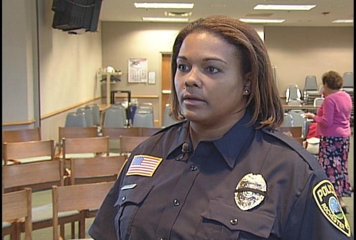 Officer Vanessa Mason