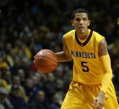 Devoe Joseph scores 15 for Minnesota