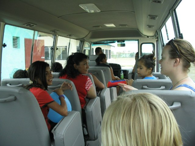 Field trip with our special kids