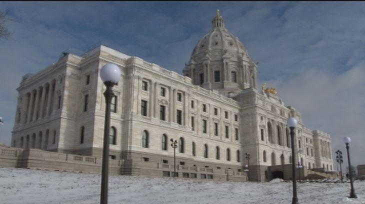 Capitol in St. Paul