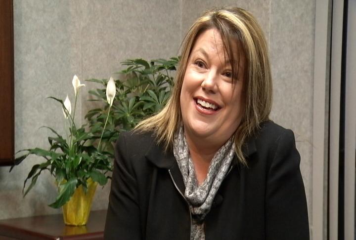 Alissa Adamson found relief from grief through acupuncture.