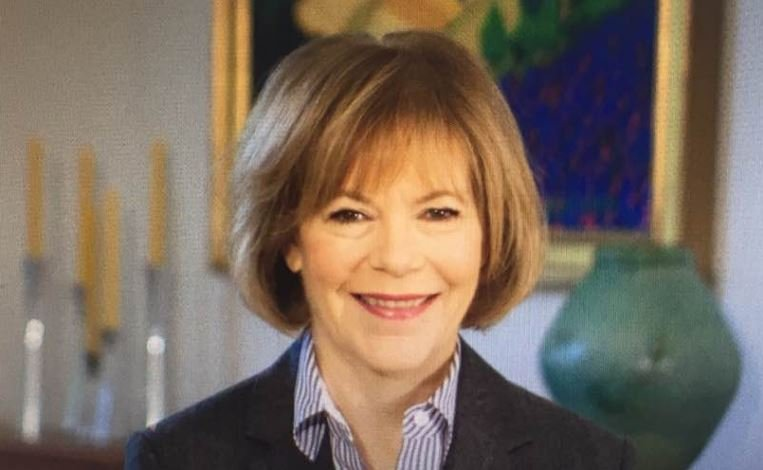 Lt. Gov. Tina Smith
