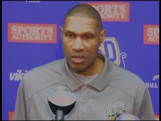 Vikings Interim Head Coach Leslie Frazier