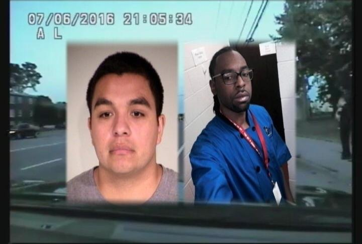 Jeronimo Yanez and Philando Castile