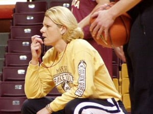 Pam Borton, Gopher coach