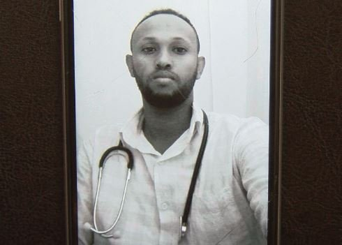 Dr. Mohamed Karey, 27, lived in Somalia