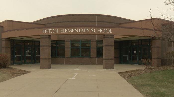 Triton Elementary School is in Dodge Center.