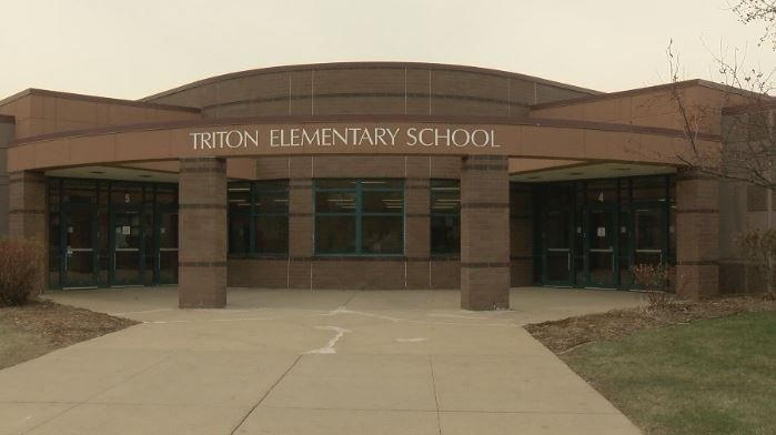 Triton Elementary School is in Dodge Center.