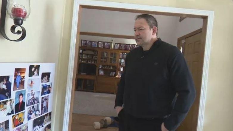 Dr. Greg Tudor (Photo from WEEK-TV, Peoria)