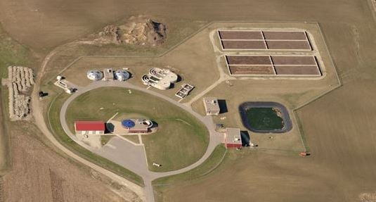 Kasson Wastewater Treatment Plant (Photo from City of Kasson)