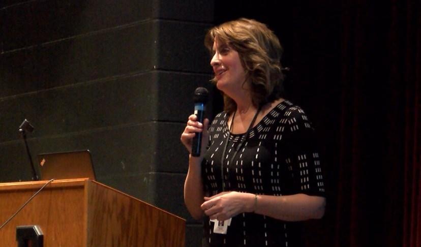 Laura Sutherland, Safe Harbor Regional Navigator.