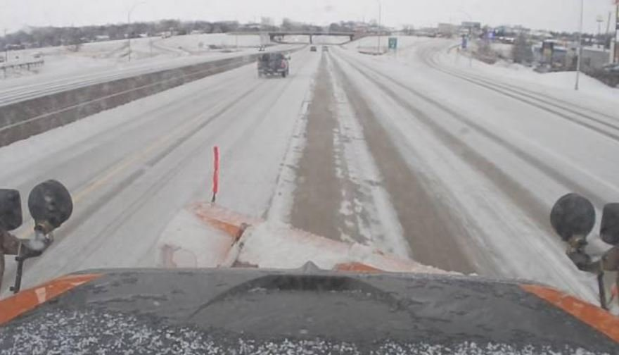 MnDOT Plow Camera 921a 4-14 Highway 52 & 55th St. NW