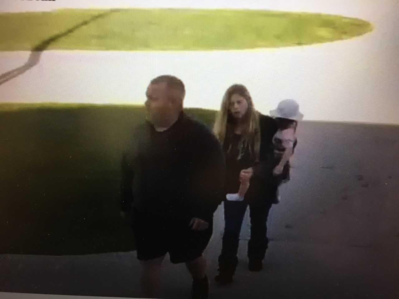 Surveillance video from Iowa