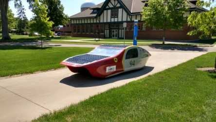 Solar technology keeps U of M students busy