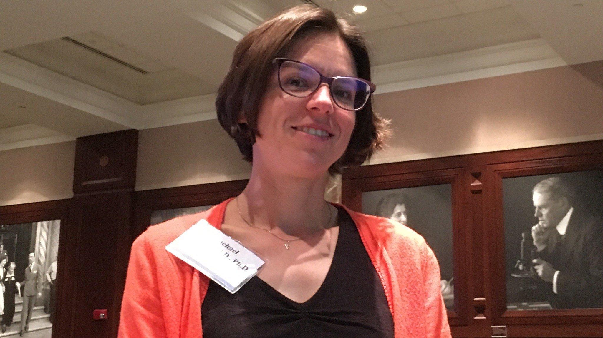 Rachael Vaubel, M.D., Ph.D.