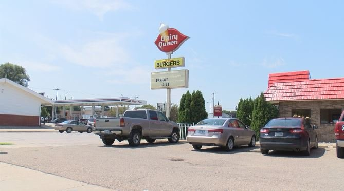 Teen was stabbed outside the Dairy Queen, 1200 West Oakland Avenue, Austin
