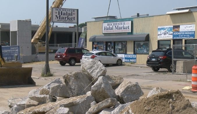 Rochester Halal Market on S Broadway