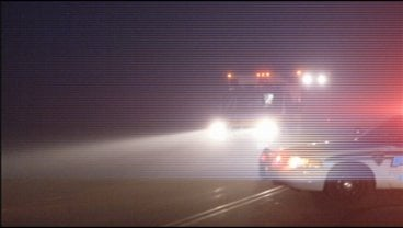 Heavy fog hampered first responders trying to locate plane crash scene Sunday evening