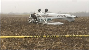 Cessna crash near Rochester International Airport