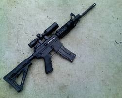 Bushmaster .223
