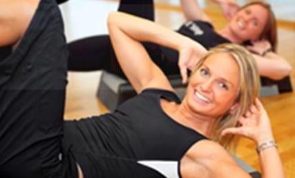 WOW! health club photo of women-only workout area