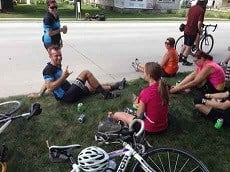 RAGBRAI rolls through Ventura