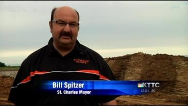 Bill Spitzer, St. Charles Mayor