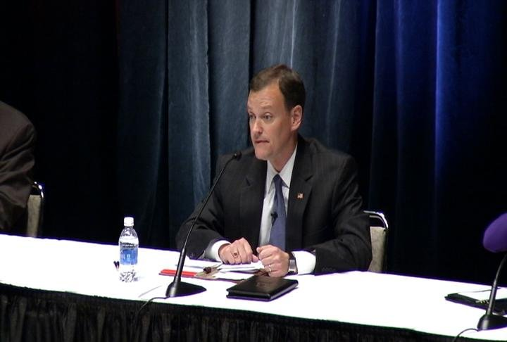 Jeff Johnson (R) / Oct. 1 debate in Rochester