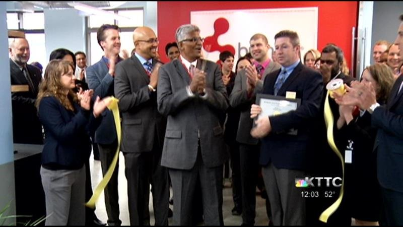 Brandix i3 opens U.S. headquarters in Rochester