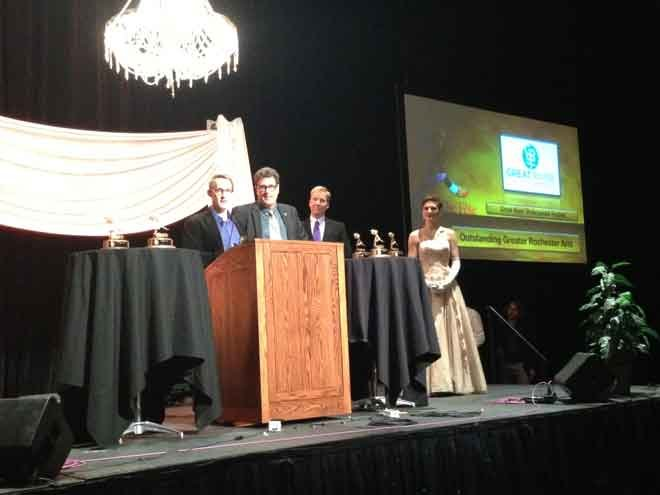 The Fete / Ardee Awards Celebration at the Mayo Civic Center