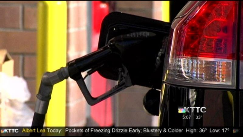 Prices at the pump keep falling