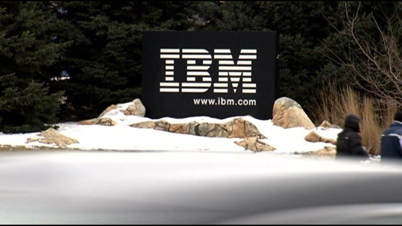 """IBM executives say the job cuts are a """"re-balancing"""" of its work force as it shifts to higher-profit computing enterprises in mobile, analytic and cloud technologies."""