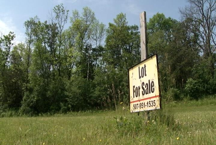 For $1,000, you can buy a lot for a single family home in Lake City.