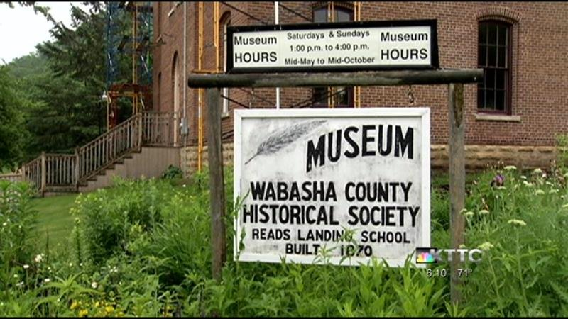 The Wabasha County Historical Society Museum