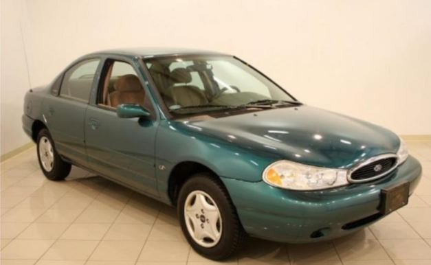 A car similar to this was seen speeding out of the Walmart parking lot / Photo: Rochester Police