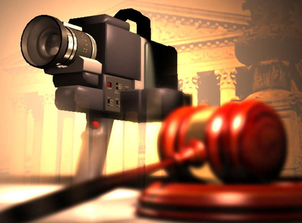 cameras in court Judge kavanaugh is asked a second time during his confirmation hearing about cameras in the supreme court watch complete hearing here: .
