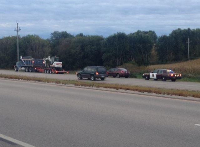 Car Accident Hwy  Iowa City