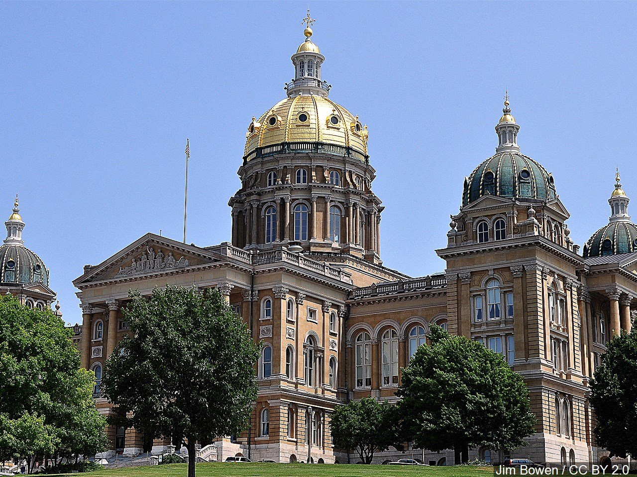 Iowa Capitol Building / Photo: MGN Online
