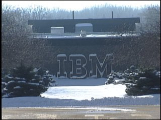 Hundreds of IBM jobs have been eliminated in Rochester