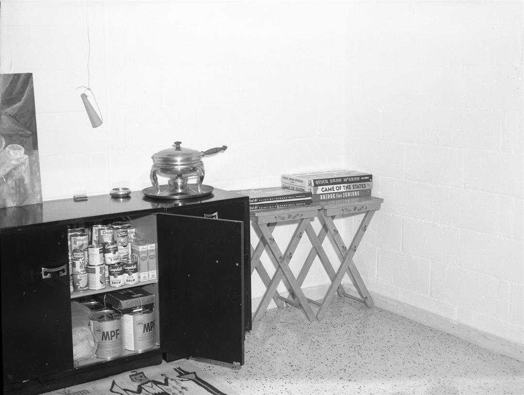 a memory of the cold war fallout shelters wkow 27 madison wi