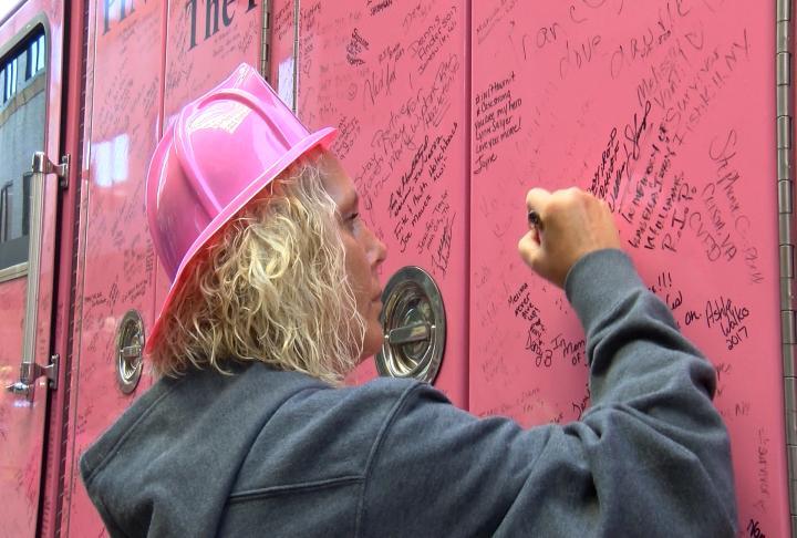 Pink Heals Tour Rockford