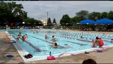 Silver Lake Pool Closes For Season This Past Weekend