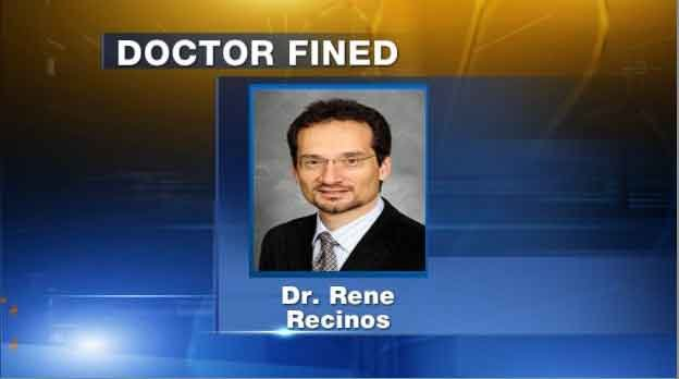 Mason city surgeon fined for operating on wrong finger for Community motors mason city