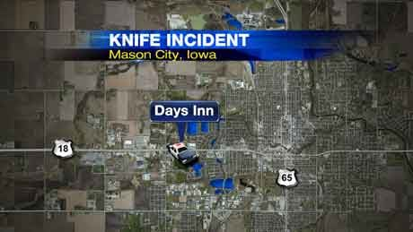 1 Hurt After Knife Fight In Mason City Wkow 27 Madison