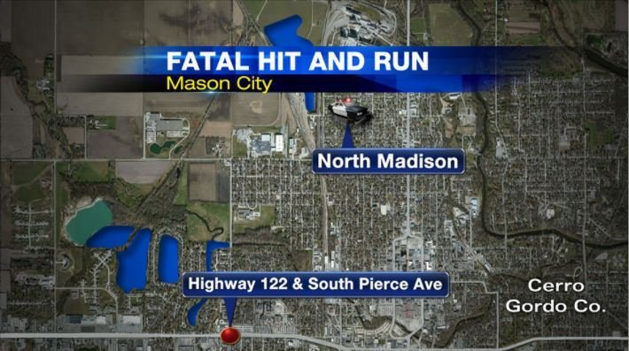 Update names released in mason city deadly hit and run for Community motors mason city