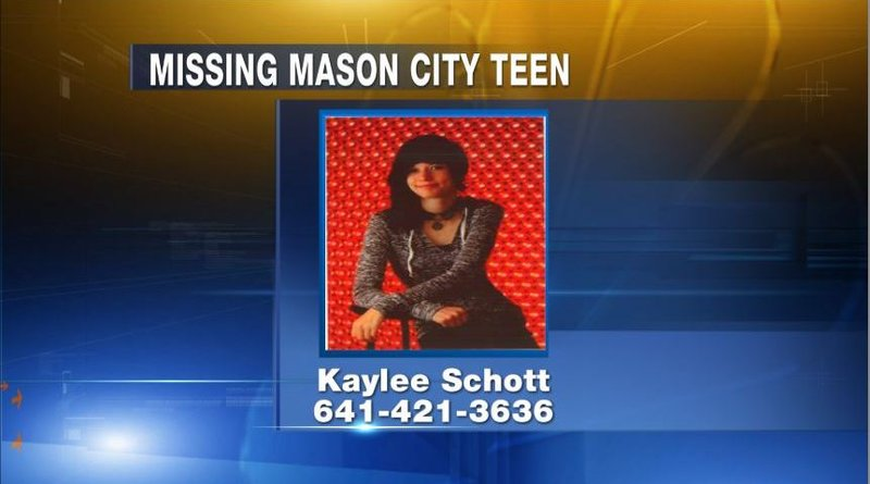 Mason city police looking for missing teenage girl ktiv for Community motors mason city