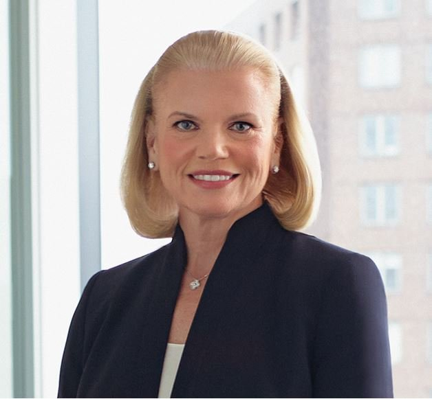 ibm ceo virginia rometty Ibm ceo virginia (ginni) rometty delivered her keynote address at the mobile world congress 2014, or mwc 2014 which was held in barcelona, spain this year from february 24 to 27, 2014.