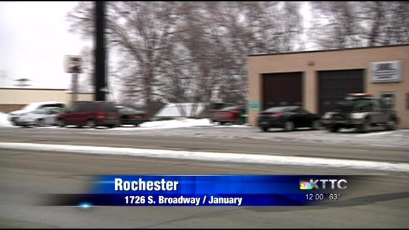 Police 47 rochester businesses burglarized in last three for Community motors mason city