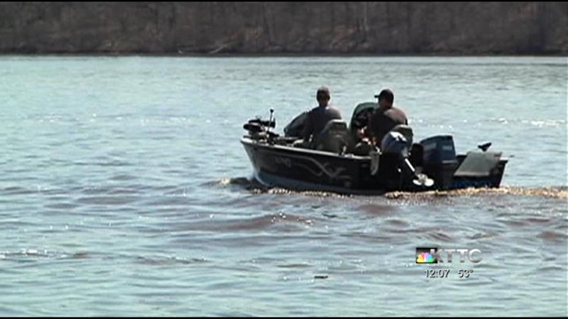 Anglers head to lake for mn fishing opener for Minnesota fishing license