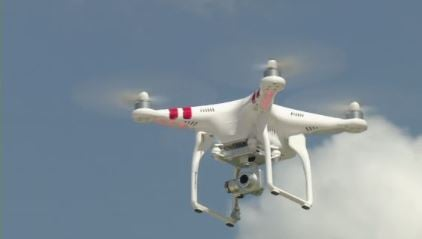 Drones tested for Minnesota bridge inspections - KWWL ...
